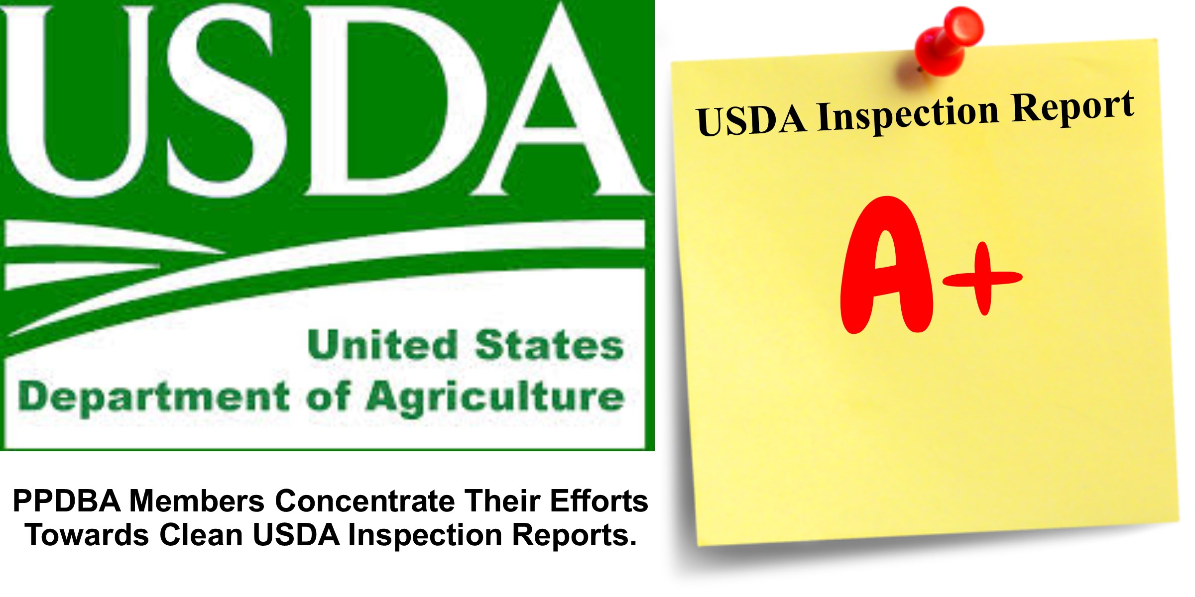 PPDBA Members Strive For Clean USDA Inspection Reports